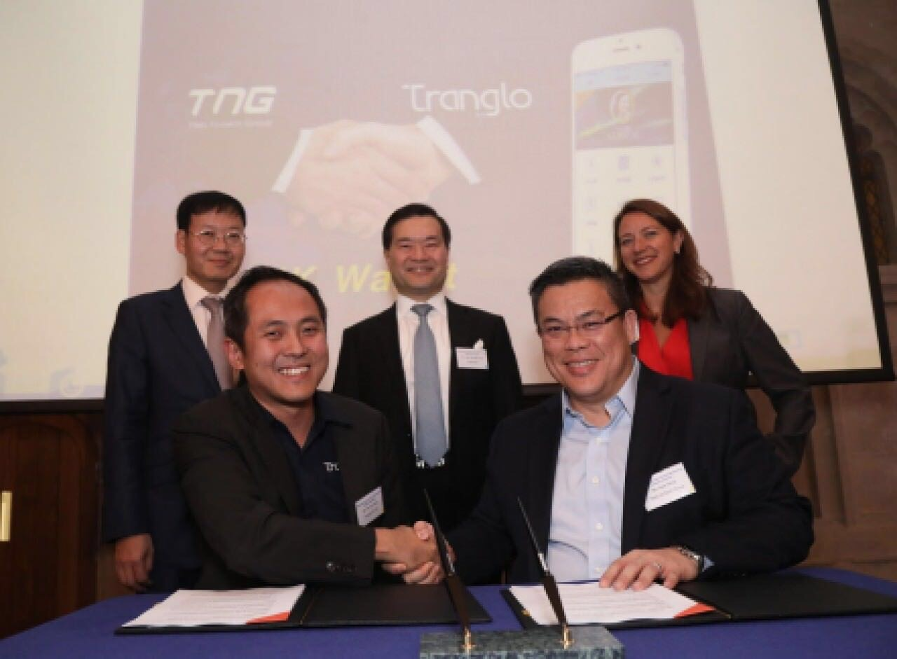 TNG FinTech to launch e-wallet services in UK